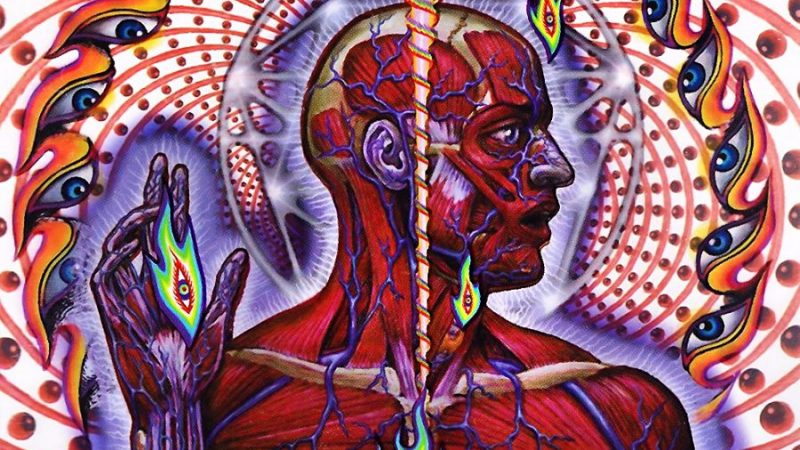 """Lateralus"": el concepto de la mística portada de la obra maestra de Tool"