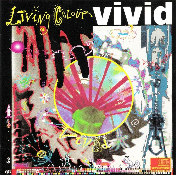 Disco Inmortal: Living Colour – Vivid (1988)