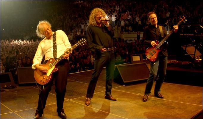 Conciertos que hicieron historia: Celebration Day, la reunión de Led Zeppelin (2007)