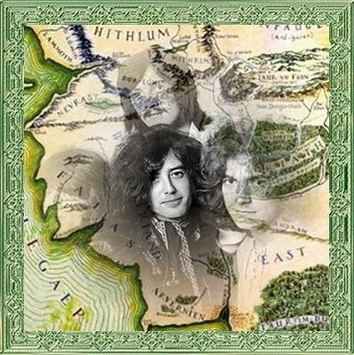 Cancionero Rock: The Battle of Evermore- Led Zeppelin (1971)