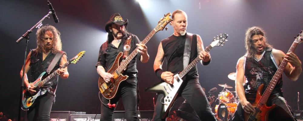 "Metallica revelan que su nueva canción ""Murder One"" estará dedicada a Lemmy Kilmister"