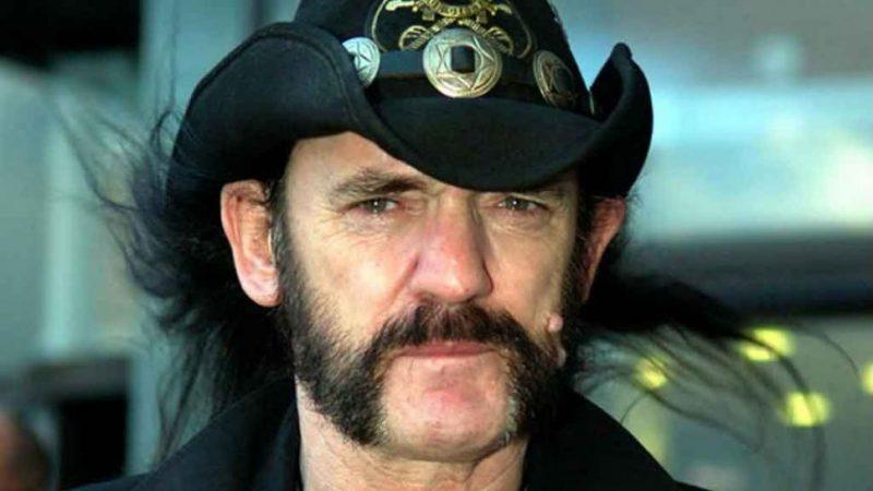 Se viene Biopic de Lemmy Kilmister, el legendario cantante de Motörhead