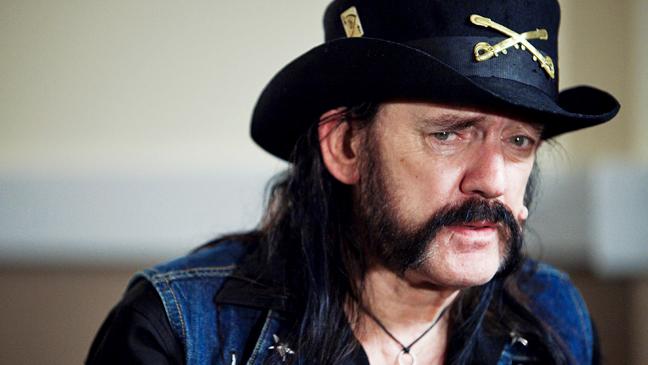 Revelan los detalles del cáncer que afectó a Lemmy Kilmister