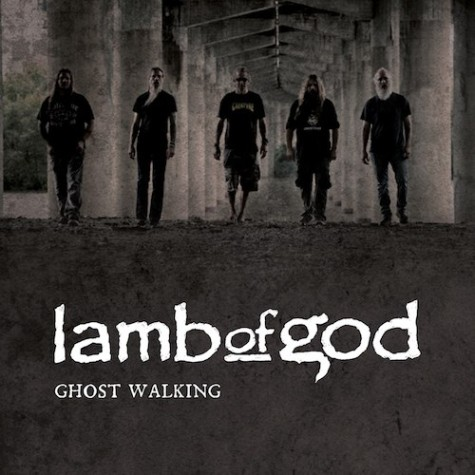 Escucha 'Ghost Walking', el nuevo single de Lamb of God