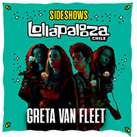 greta van fleet sideshow lolla2019