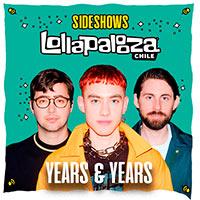 years & years sideshow lolla2019