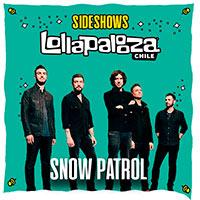 snow patrol sideshow lolla2019