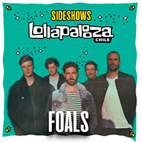 foals sideshow lolla2019