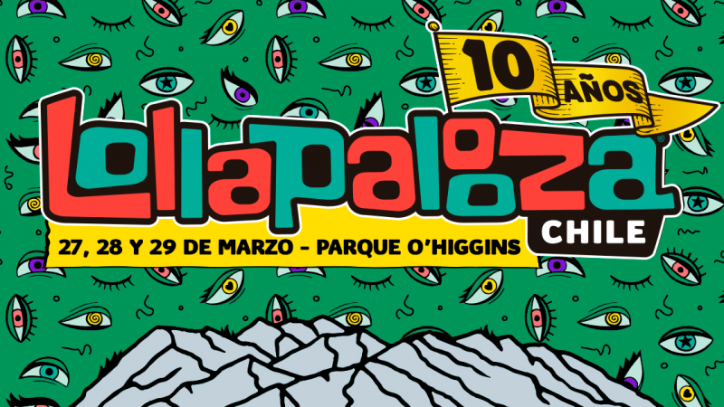 Confirmado: Lollapalooza Chile 2020 se suspende