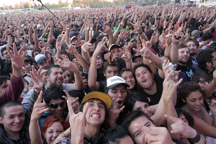 Conciertos en Chile : Análisis 2011 y lo que se nos viene para el 2012
