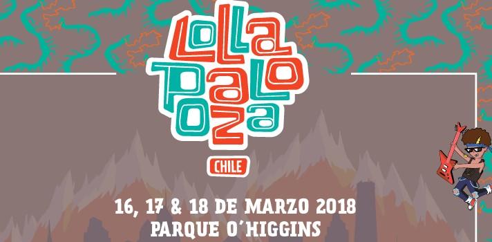 Lollapalooza Chile 2018: Los nuevos discos que refrescarán el setlist
