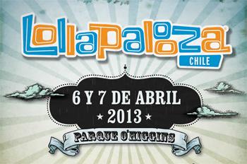 Pronto finaliza preventa 2 para Festival Lollapalooza Chile 2013