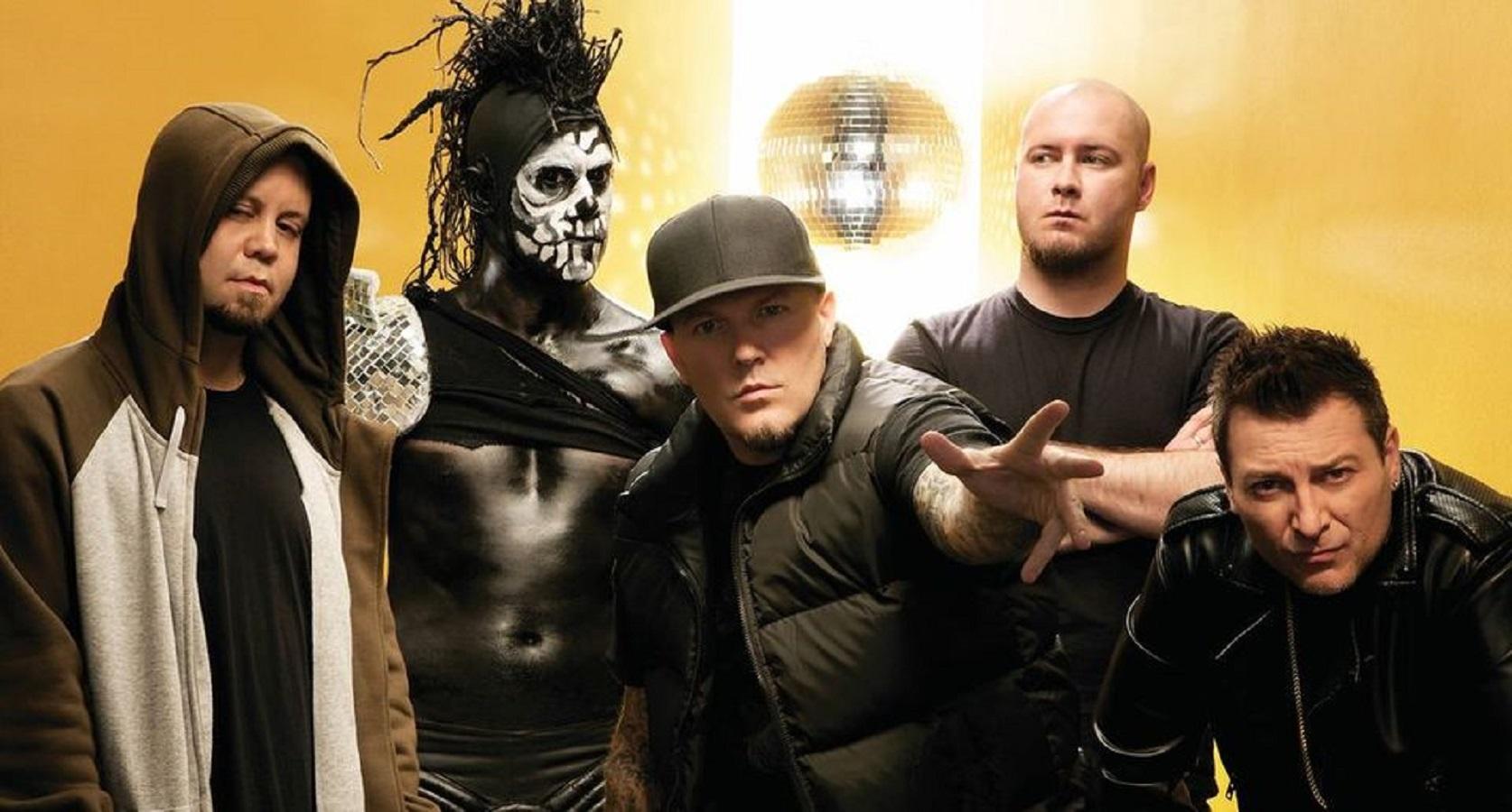 Limp Bizkit agenda concierto en Chile para Mayo