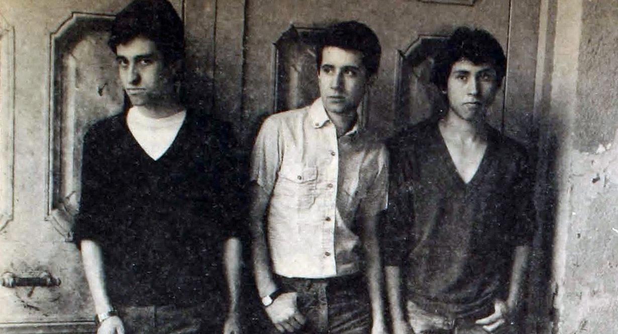 """Cancionero Rock: """"No Necesitamos Banderas""""- Los Prisioneros (1984)"""