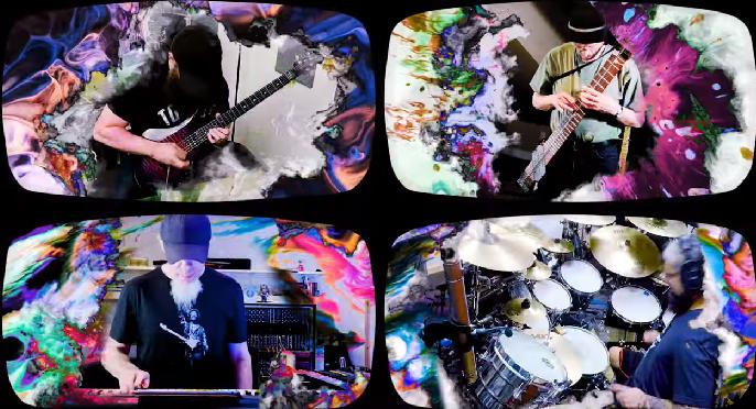 """Liquid Tension Experiment lanza épico nuevo corte de su nuevo álbum, escucha """"Hypersonic"""""""