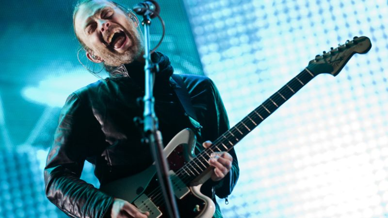 Radiohead transmitirá en vivo su concierto completo en Coachella 2012