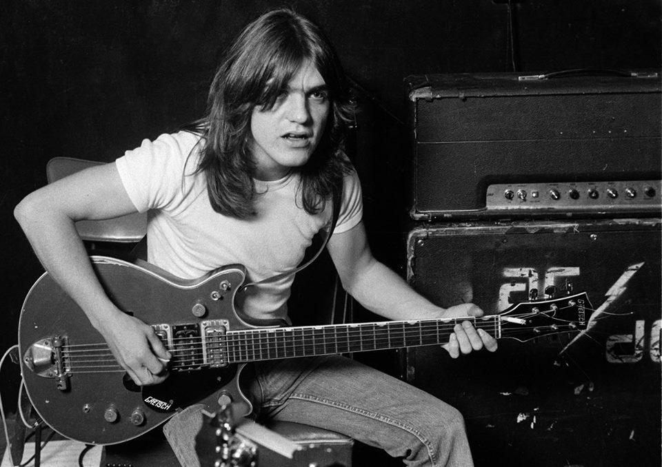 Confirman que AC/DC tendría listo su álbum con registros que dejó Malcolm Young