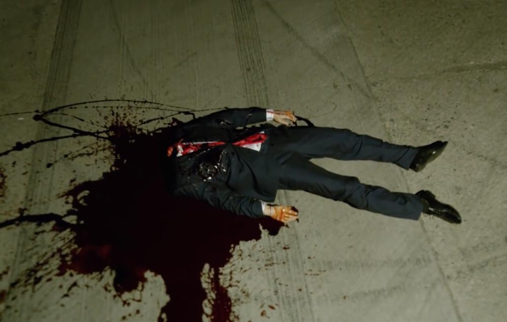 Marilyn Manson decapitó a Donald Trump en su nuevo video 'Say10'