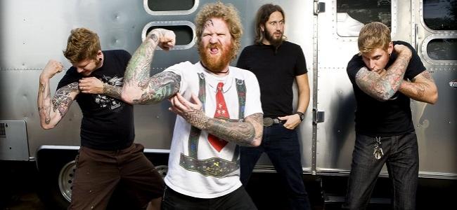 """Estreno: Escucha """"High Road"""", el primer adelanto del nuevo disco de Mastodon"""