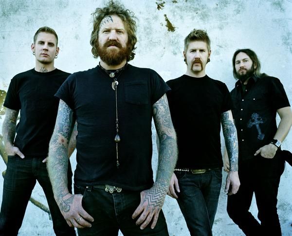 Mastodon estrena video para 'Curl Of The Burl'