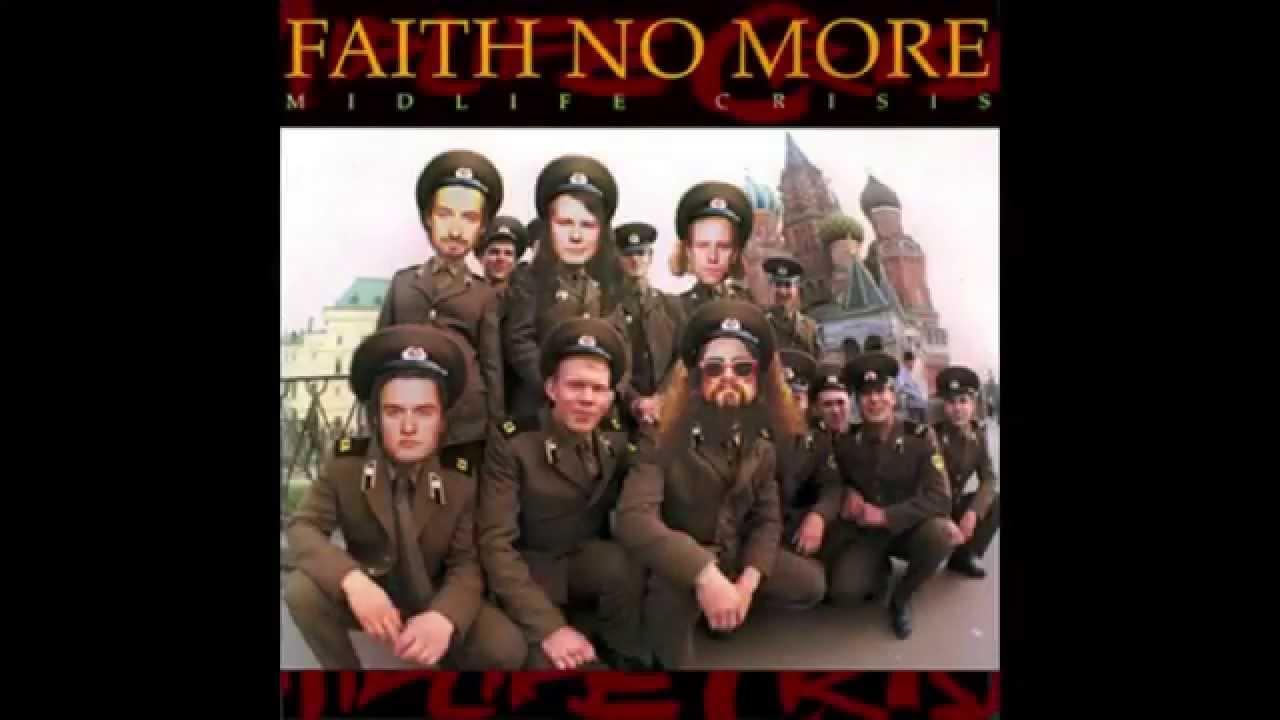 "Cancionero Rock: ""Midlife Crisis"" – Faith No More (1992)"