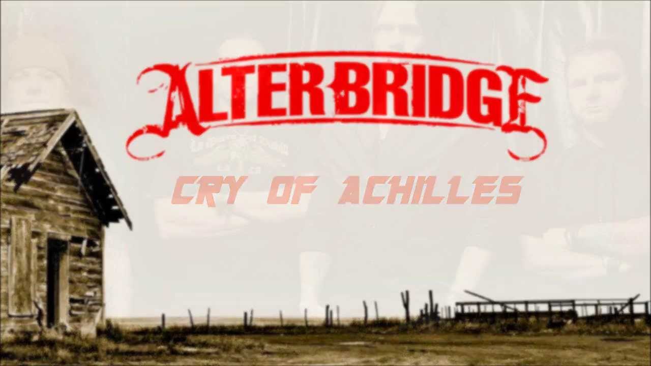 """Alter Bridge estrena video animado para su nuevo single """"Cry of Achilles"""""""