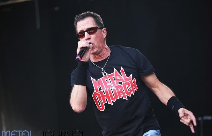 Fallece a sus 55 años Mike Howe, cantante de Metal Church