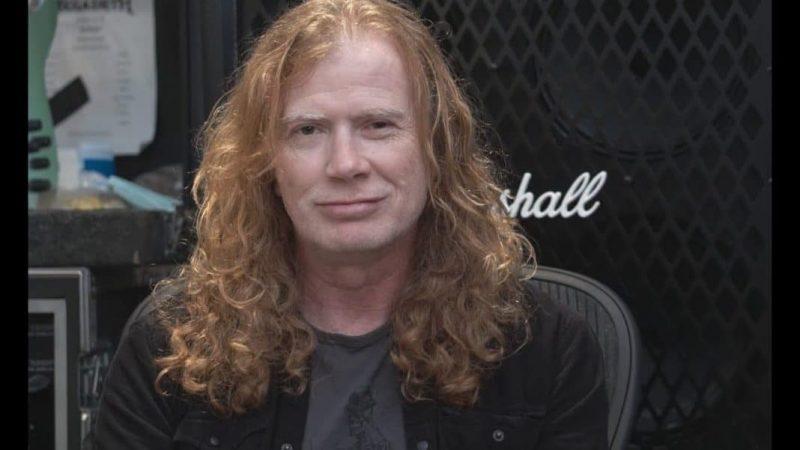 Dave Mustaine confirma que retornará a las giras con Megadeth