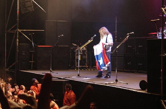 Chile y Megadeth: El eterno romance salvaje