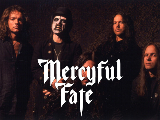 King Diamond vuelve a la vida a Mercyful Fate para realizar shows especiales