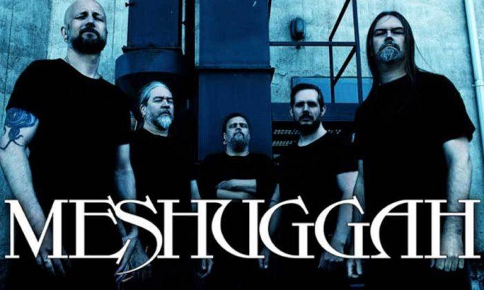 Meshuggah ya trabajan en su nuevo álbum de estudio