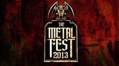 Se confirman bandas chilenas que estarán en el Metal Fest 2013, revisa la lista