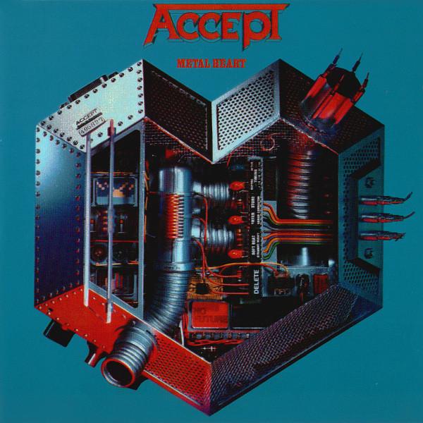 Disco Inmortal: Accept-Metal Heart (1985)