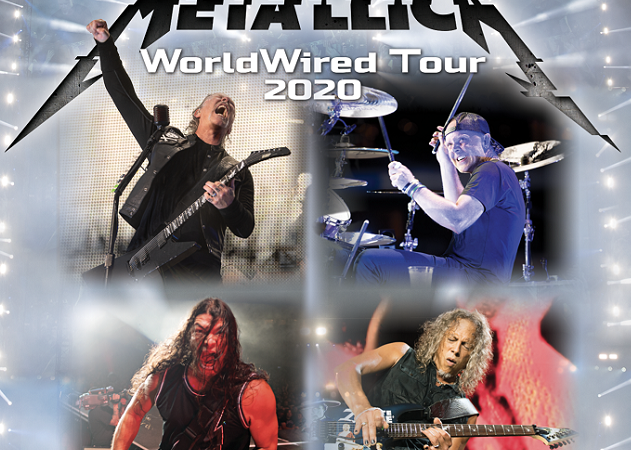 Confirmado: Metallica regresa a Chile, revisa toda la info, valores y detalles