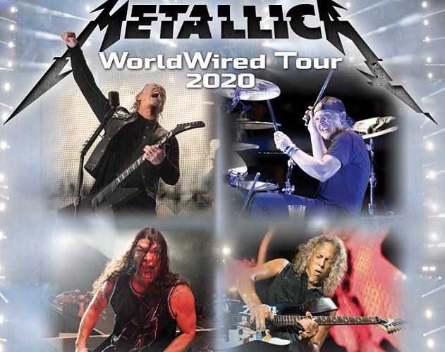 Confirmado: Metallica regresa a Chile, revisa toda la info, valores y detalles