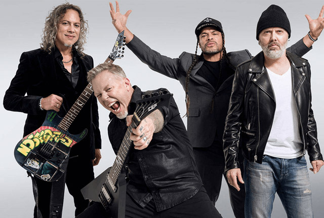 "Video: Metallica cubrió el clásico de Lynyrd Skynyrd ""Sweet Home Alabama"""