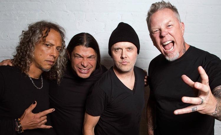 Salió humo blanco: Metallica tocará el 7 de diciembre en el Estadio Nacional
