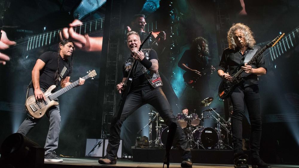 Ya es un hecho: Metallica vuelve a Chile y Sudamérica el 2020