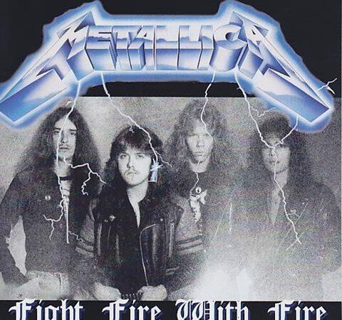 """Cancionero Rock: """"Fight Fire With Fire"""" – Metallica (1984)"""