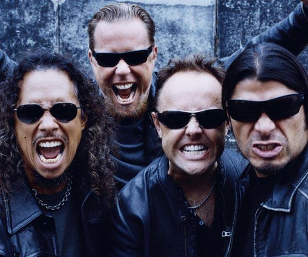 Metallica entra al estudio en septiembre