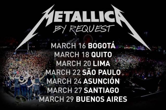ESTRENO: Metallica presentó su nueva canción 'The Lords of Summer' en vivo