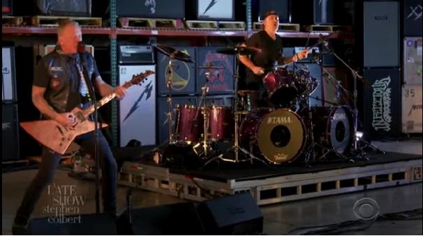 """VIDEO: mira el cierre del evento Superbowl 2021 con Metallica haciendo """"Enter Sandman"""""""
