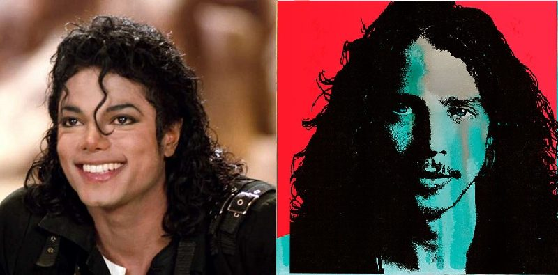 "2×1: ""Billie Jean"" Michael Jackson vs. Chris Cornell"