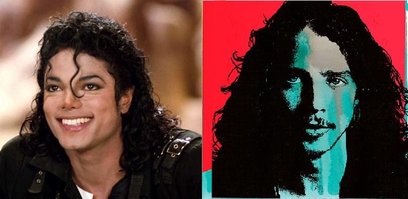 "2×1: ""Billie Jean"" Michael Jackson vs. Chris Cornell"