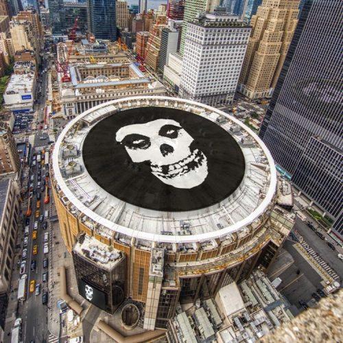 Misfits realizarán histórico show en Madison Square Garden junto a Rancid y The Damned