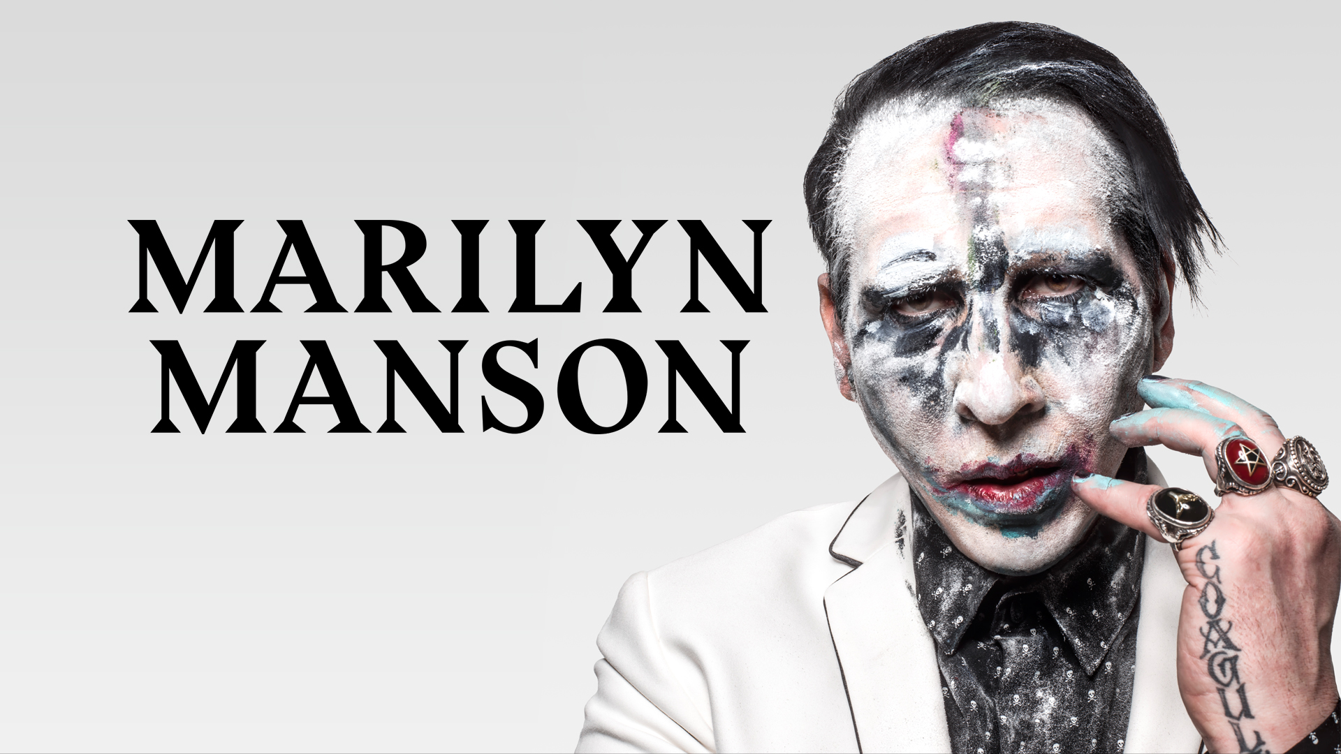 "Marilyn Manson libera primer single de su nuevo álbum de estudio, escucha ""We Know Where You Fucking Live"""