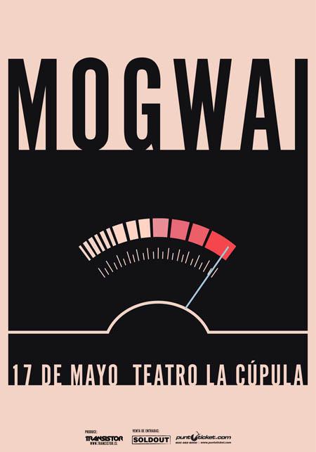 Mogwai en Chile en Teatro La Cúpula: Se agota la preventa