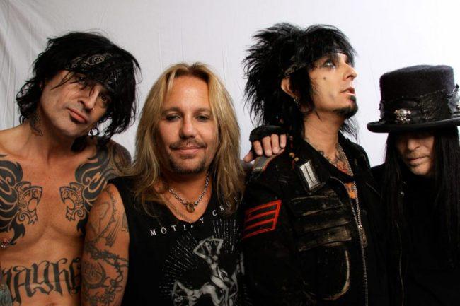Mötley Crüe trabaja con Personal Trainers y nutricionistas para volver a las giras