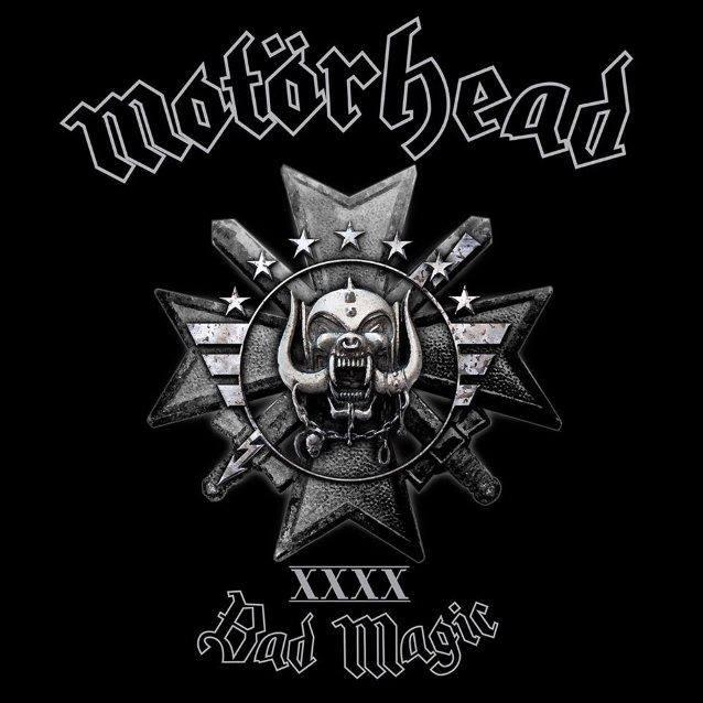 """Motörhead anuncia """"Bad Magic"""", nuevo disco de estudio para agosto"""