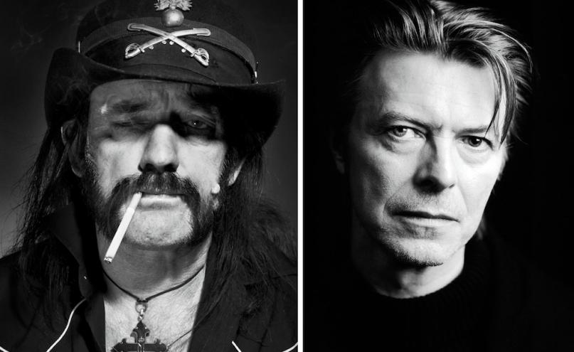"""Motörhead revela el cover inédito a """"Heroes"""" de David Bowie, escúchala acá"""